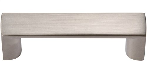 Tableau Squared Handle 1 13/16 Inch - Brushed Nickel