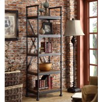 Camden Town - Etagere - Hampton Road Ash Finish Product Image