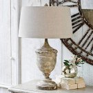 Gesso Urn Lamp Product Image