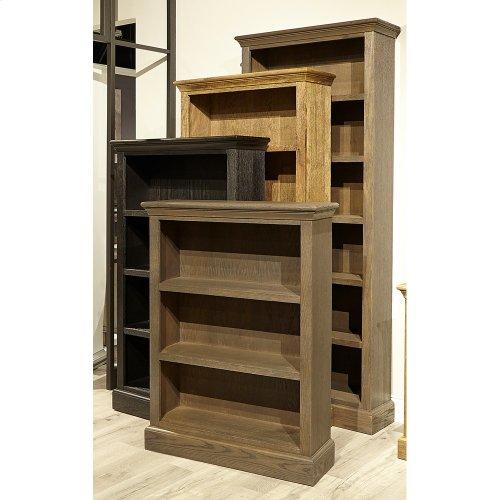 """84"""" Barnhouse Brown Bookcase"""