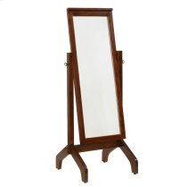Rectangle Mirror-black