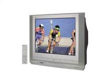 "27"" Diagonal PureFlat Picture Tube TV/DVD Combination"
