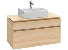 Vanity Unit - Oak Graphite
