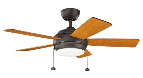 "Starkk LED 42"" Fan Olde Bronze®"