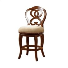 Hidden Treasures Counter Height Barstool
