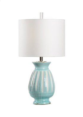 Capri Lamp - Aqua