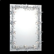 14-LIGHT MIRROR - Chrome