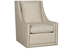 Elsa Swivel Chair, Elsa Ottoman