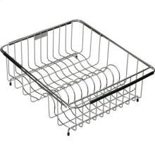 """Elkay Stainless Steel 15-3/8"""" x 12-3/8"""" x 5-7/16"""" Rinsing Basket"""