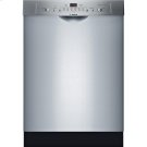 "24"" Recessed Handle Dishwasher Ascenta- Stainless steel Product Image"