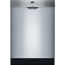 """24"""" Recessed Handle Dishwasher Ascenta- Stainless steel"""