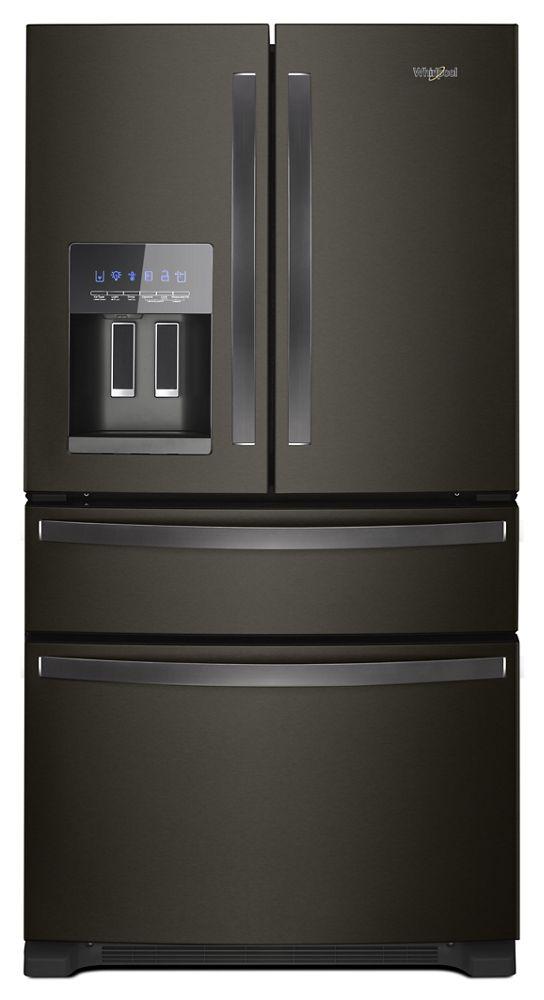 See Whirlpool Refrigerators In Mass French Doors Wrx735sdhb