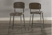 Adams Non-swivel Counter Stool - Set of 2