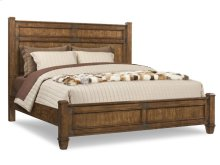 Bedroom Cal King Bed Complete 414-060 KBED