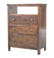 Alder Heritage 3 Drawer All Purpose Chest Product Image