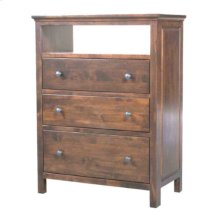 Alder Heritage 3 Drawer All Purpose Chest