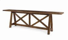 Marbella Large Tierra Console Table