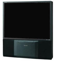 """51"""" Diagonal Stereo Projection Television"""