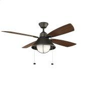 Seaside Collection 54 Inch Seaside LED Ceiling Fan OZ