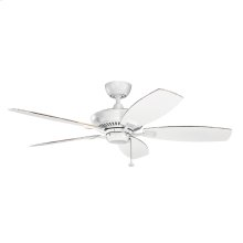 "Canfield Collection 52"" Canfield Ceiling Fan MWH"