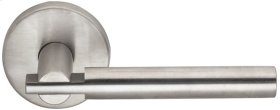 Interior Modern Lever Latchset in (US32D Satin Stainless Steel)
