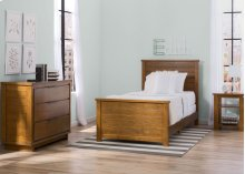 Meadowbrook 3-Piece Twin Room-in-a-Box - Weathered Chestnut (223)