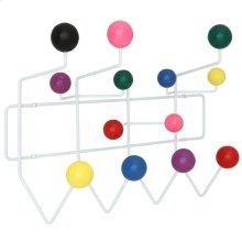 Gumball Coat Rack in Multicolored