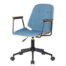 Keefe KD Fabric Office Chair, Brinny