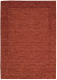 Ripple Rip01 Barn Rectangle Rug 5'6'' X 7'5''