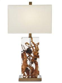 Durban Table Lamp - 25.5h