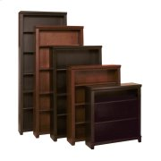 "Bookcase 36""H 2 adj shelves Product Image"