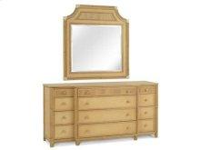Summer Retreat 12 Drawer Dresser