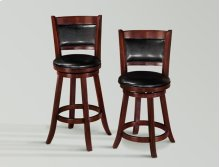 Cecil Swivel Pub Stool