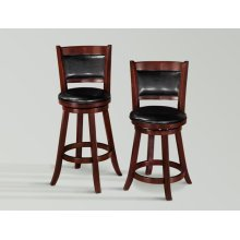 Cecil Swivel Pub Stool K/d
