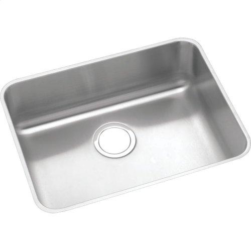 "Elkay Lustertone Classic Stainless Steel, 23-1/2"" x 18-1/4"" x 4-7/8"", Single Bowl Undermount ADA Sink"