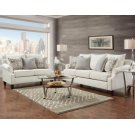 Accent Ottoman in Flatland Gray Product Image