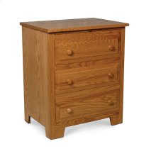 Homestead Deluxe Nightstand with Drawers