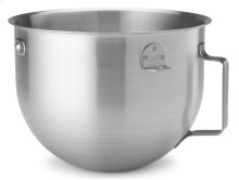 5 Quart NSF Certified Brushed Stainless Steel Mixing Bowl - Other