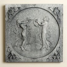 Greek Dancers Plaques (Set of 3)