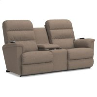 Tripoli Power Wall Reclining Loveseat w/ Console, Headrest & Lumbar Product Image