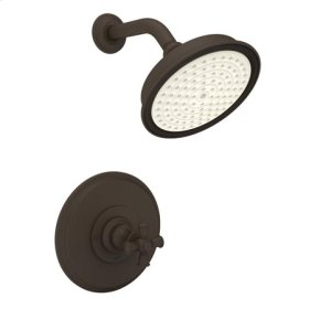 Oil Rubbed Bronze Balanced Pressure Shower Trim Set