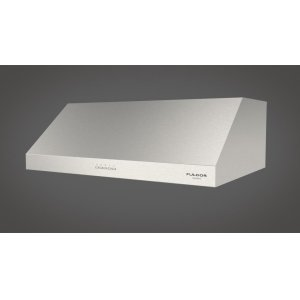 "Fulgor Milano30"" Under-cabinet Hood - stainless Steel"