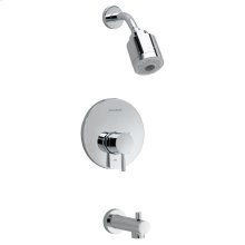 Serin FloWise Bath/Shower Trim Kit - Polished Chrome