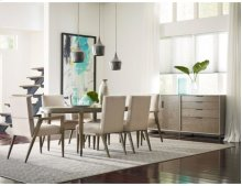 "Lloyd Oval Dining Table-2*20""leaves"