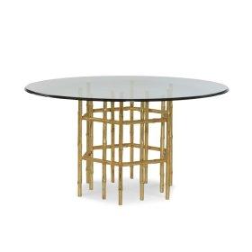 Jasper Dining Table Base Only
