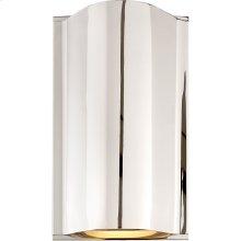 Visual Comfort KW2704PN-FG Kelly Wearstler Avant LED 7 inch Polished Nickel Wall Sconce Wall Light