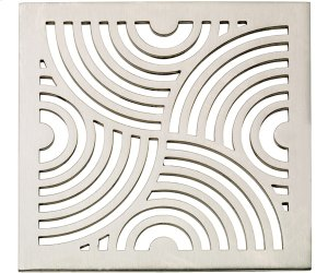 DECO SWIRL STYLEDRAIN TRIM GRID ONLY Product Image
