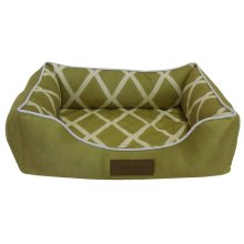 Comfy Pooch Diamond Printed Pet Bed HD95-400