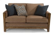 Sonora Fabric Loveseat
