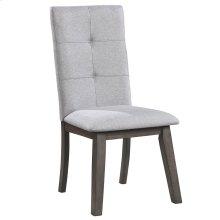 Ashland Side Chair in Grey, 2pk